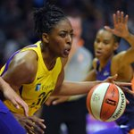Image for the Tweet beginning: With Candace Parker back, Sparks