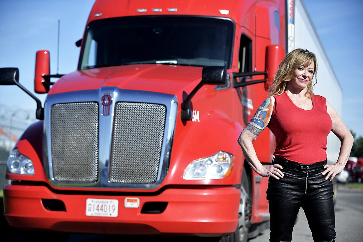 Truck driver dating apps