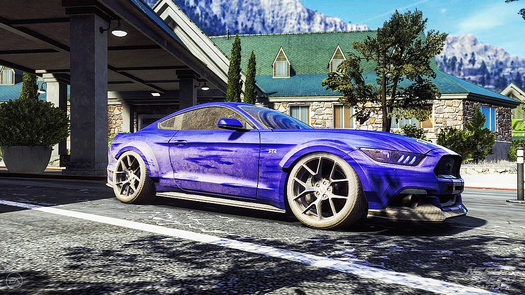 Need For Speed Custom Cars On Twitter Ford Mustang Gt Need For