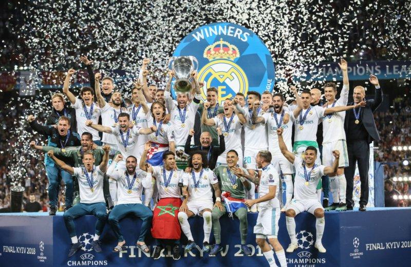 GÓC NHÌN: Real Madrid - Kẻ đi trước thời đại