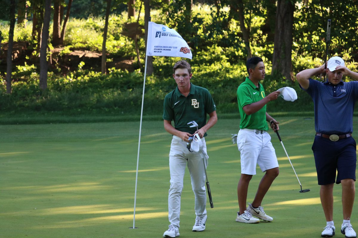 Baylor mens golf baylormgolf twitter garrett may wraps up his junior season the likely all american will be back for one more run at the ncaagolf title next year in fayetteville fandeluxe Gallery
