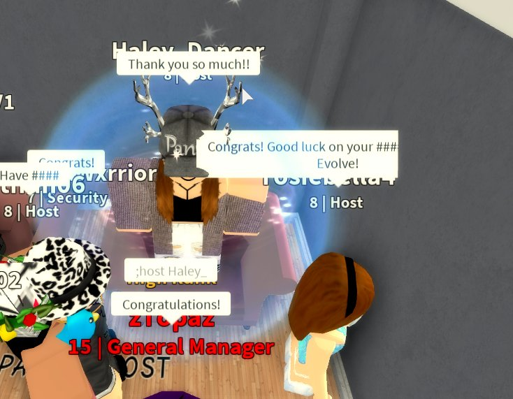75830c668ef Just wanted to thank rosiebella47 on ROBLOX for being so kind during my  interview session! :D @EvolveRBLXpic.twitter.com/Yssin1C5SF