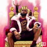 LeBron is still King of the east 👑(➡️@MuscleMilk)...