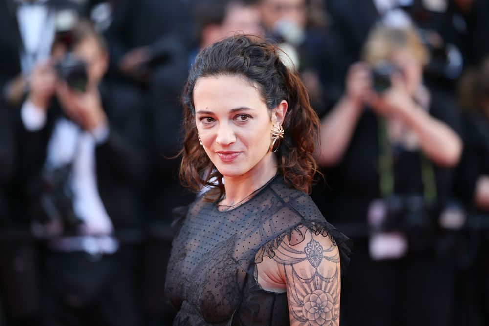 Asia Argento made a powerful indictment of Harvey Weinstein and Cannes role in his behavior during the Cannes awards ceremony