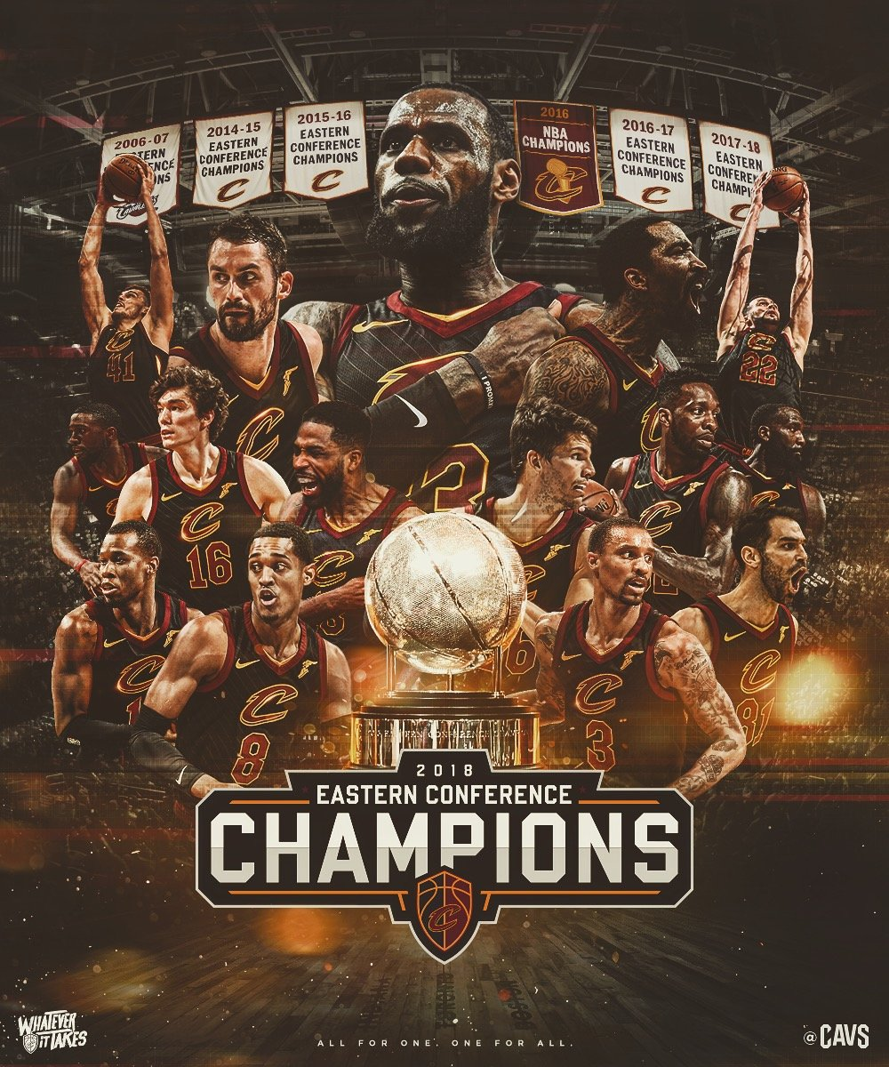 fb60029b509 Cleveland Cavaliers on Twitter