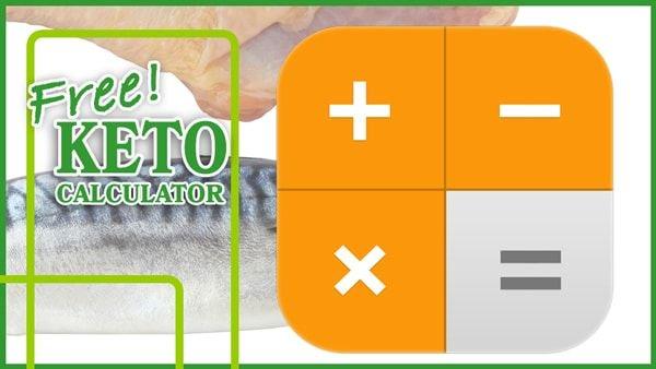 калькулятор кетогенной диеты