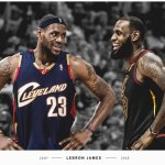 11 years after his first Finals, LeBron's headed t...