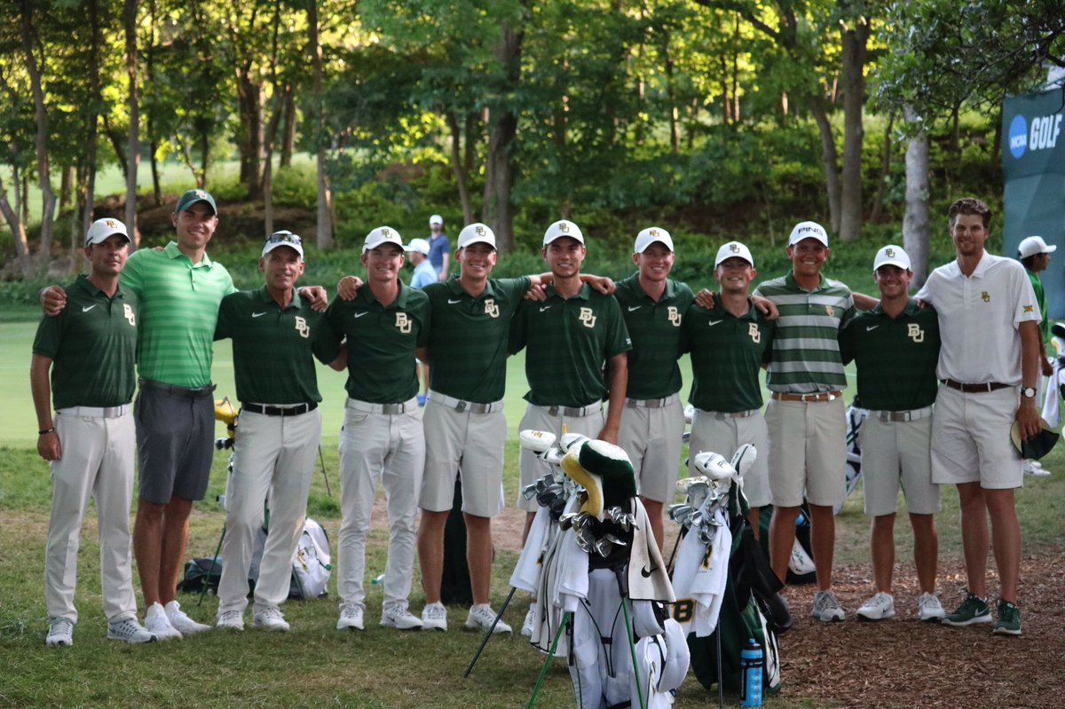Baylor mens golf baylormgolf twitter 1 reply 13 retweets 150 likes fandeluxe Gallery