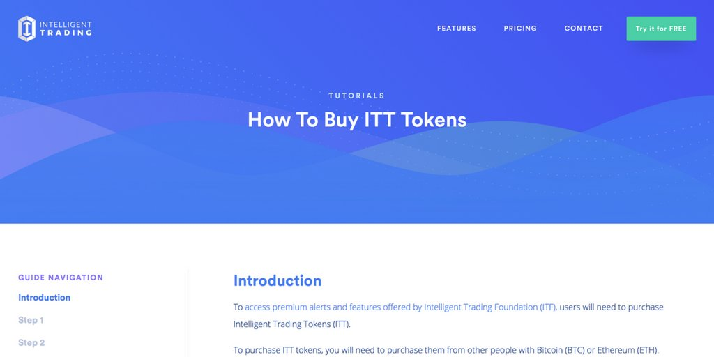 itt cryptocurrency trading