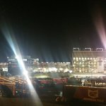 Shades of @ymcofficial as the #cocacola600 started...