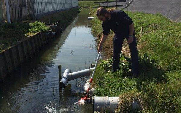 Nog steeds verboden bestrijdingsmiddelen in Westlands slootwater https://t.co/oS23ugOhqY https://t.co/8QrYZM99mf