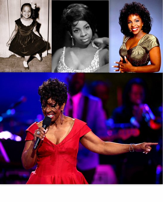 Happy Birthday Queen Gladys Knight