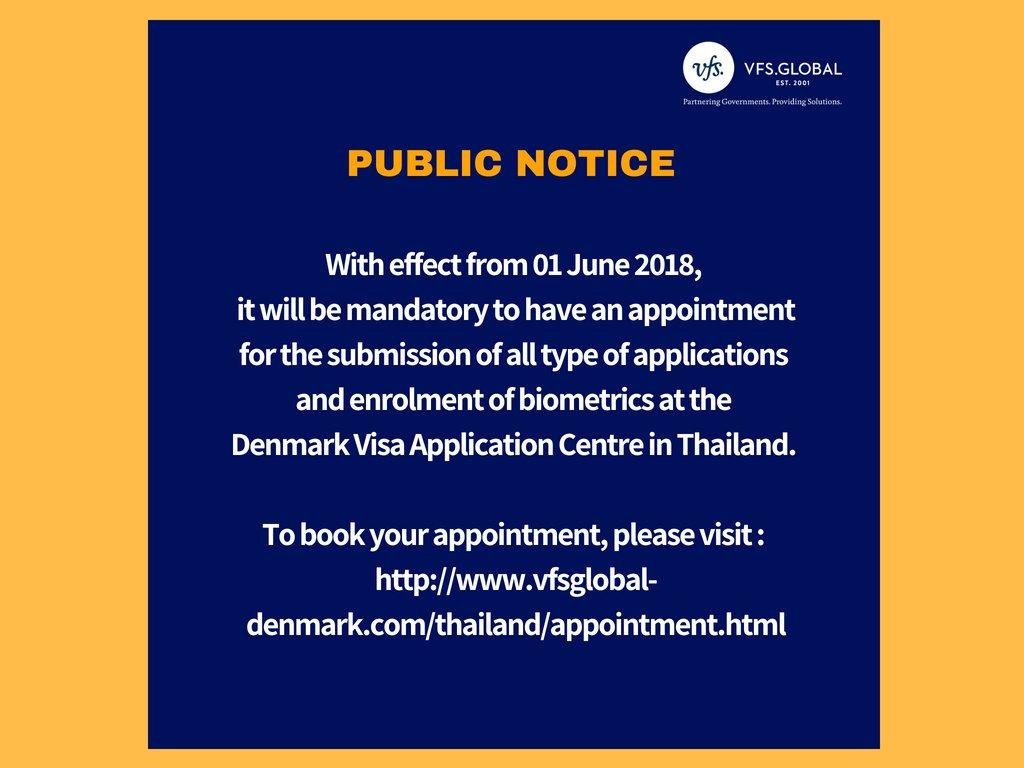 VFS Global on Twitter: