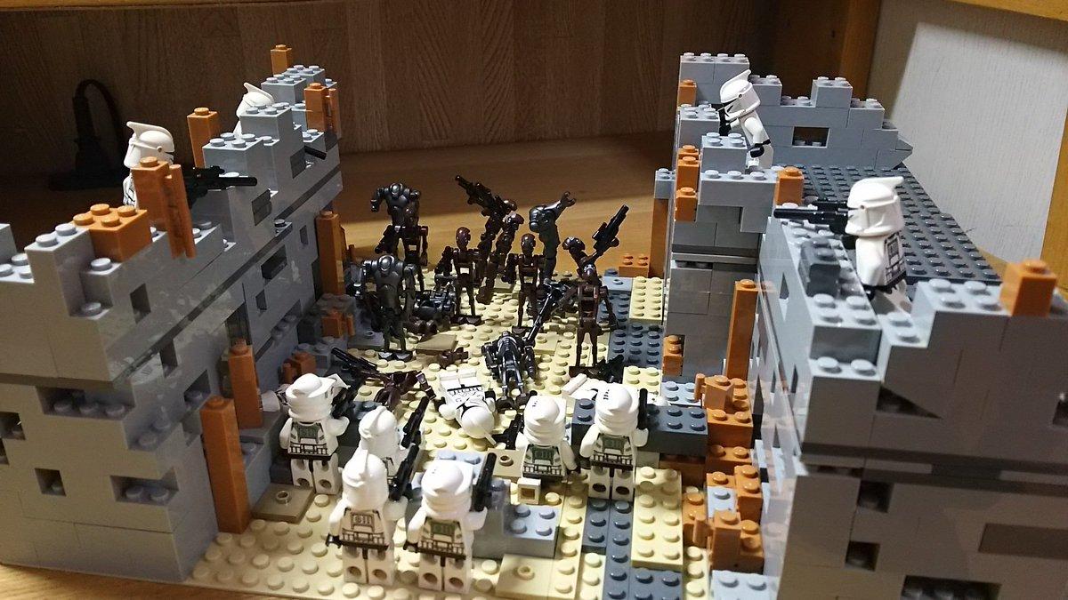 級萌のレゴ作品