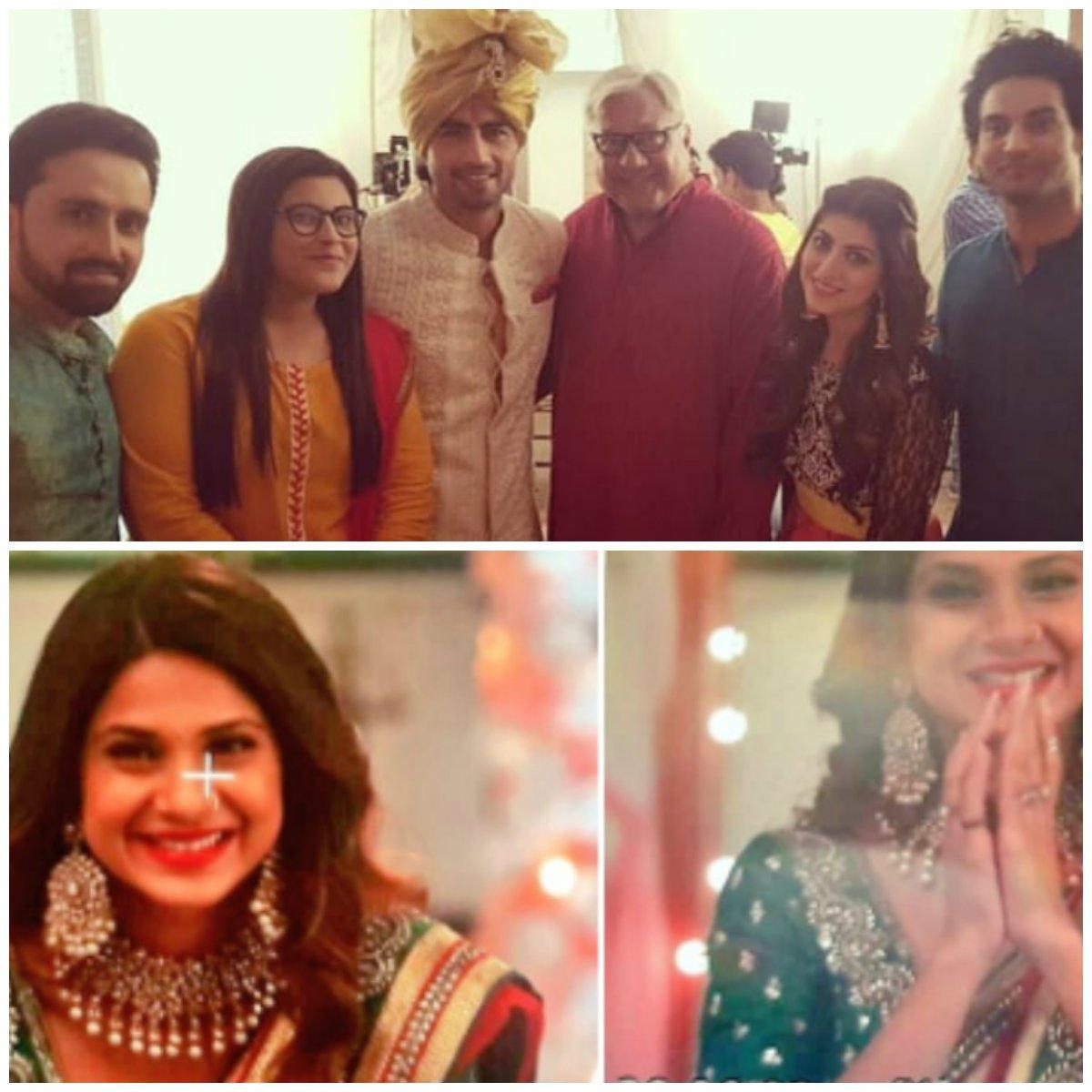bepanah, bepannaah, wedding, images, pics, zoya, aditya, photos, marriage, jennifer winget, harshad chopda