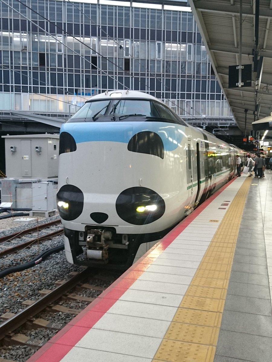 KATO Nゲージ 287系 パンダくろしおSmileアドベンチャートレイン6両セット 10-1506 鉄道模型 電車に関する画像1