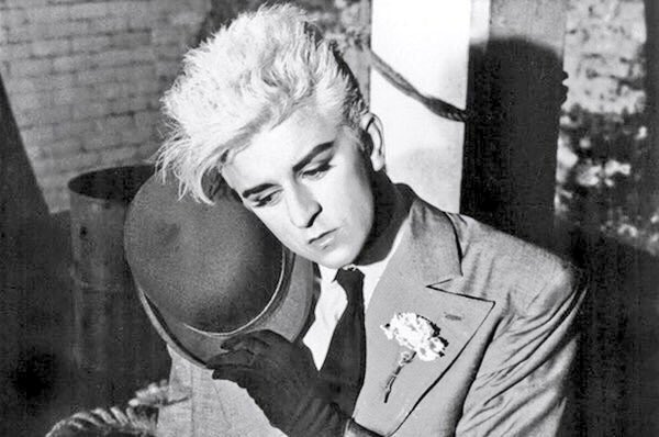 Happy birthday to Steve Strange who would of been 59