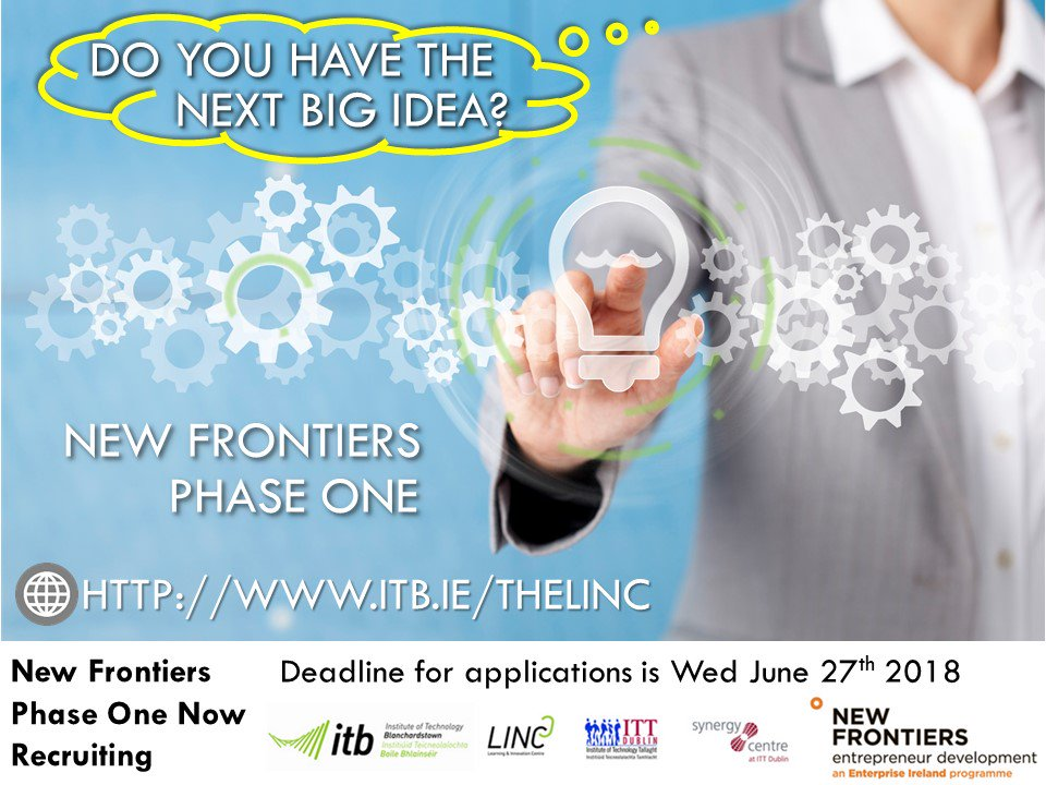 The LINC at ITB on Twitter: