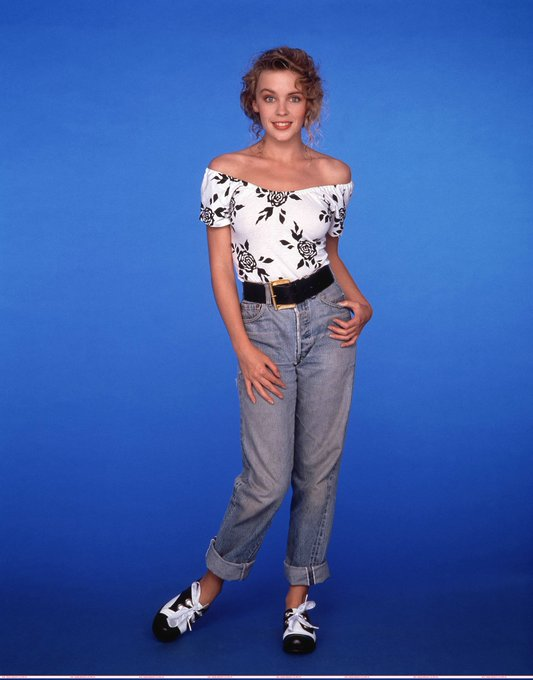 A very happy 50th birthday to the wonderful Miss Kylie Minogue.