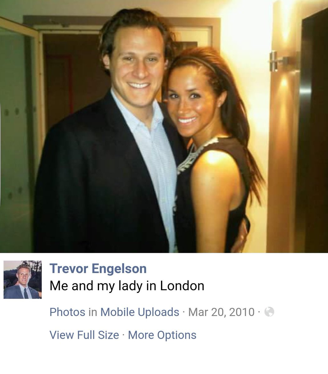 "Royal Shit On Twitter: ""Trevor Engelson: (Markle's Second"