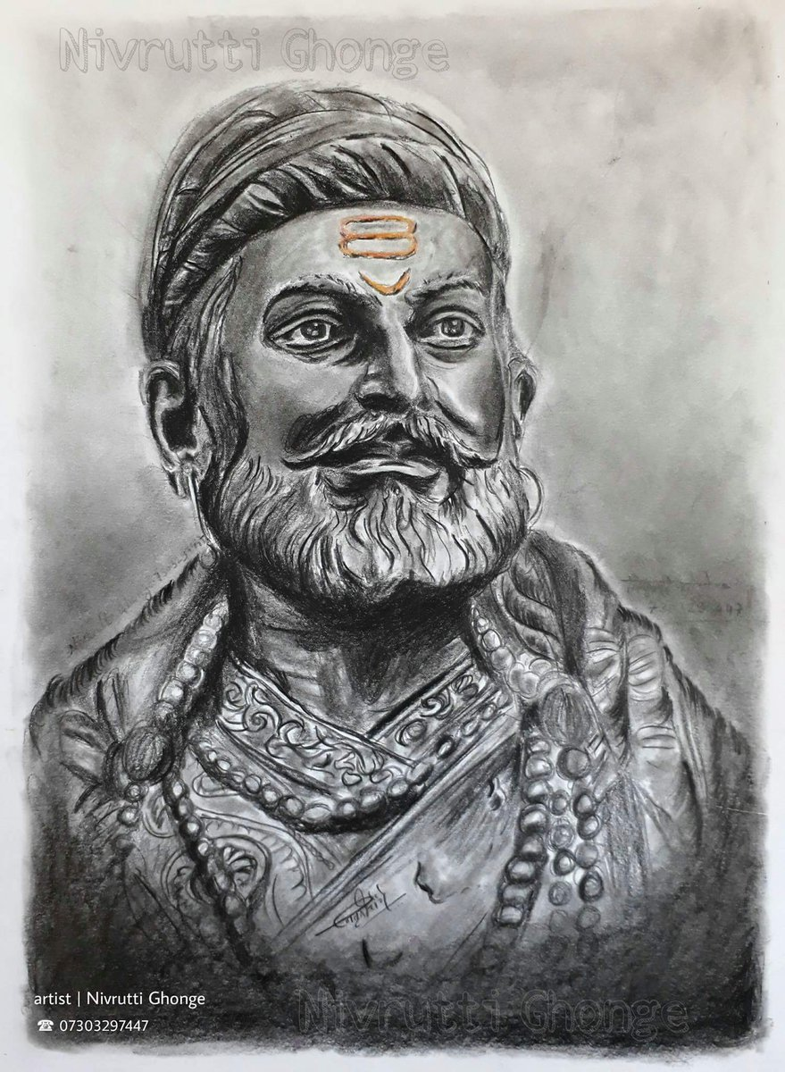 Kingofmaratha king kingofindia indianking shivajimaharaj maharashtra art sketching sketch pencilart pencil pencildrawing drawing