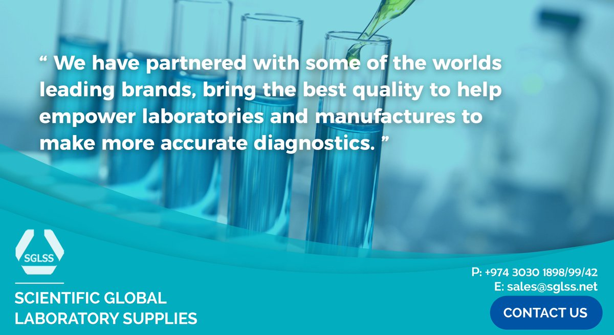 Scientific Global Lab Supplies on Twitter:
