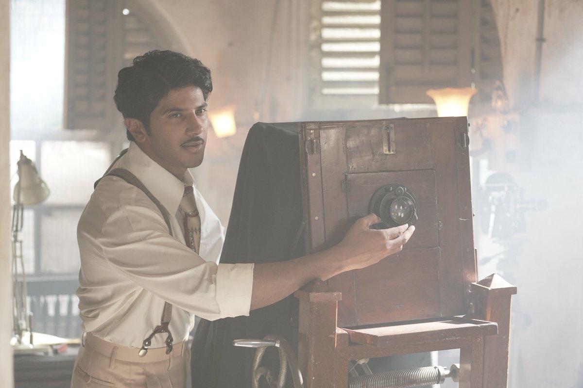 Dulquer Salman S Gemini Ganeshan Look Is Impressive The: Official Thread -