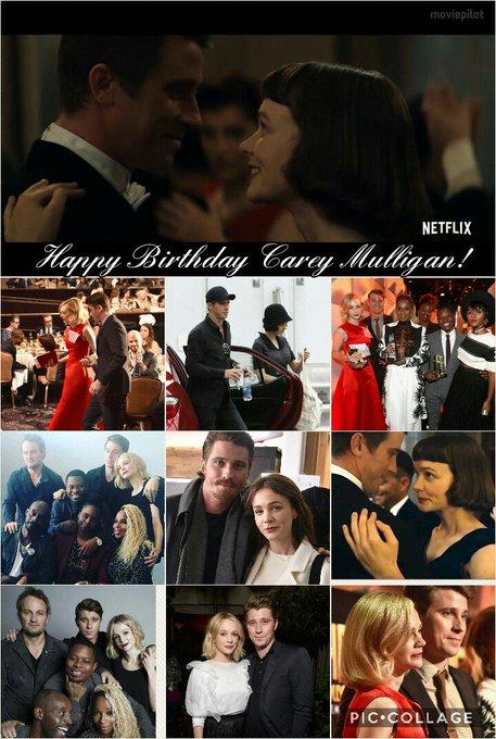 Happy Birthday Carey Mulligan!!