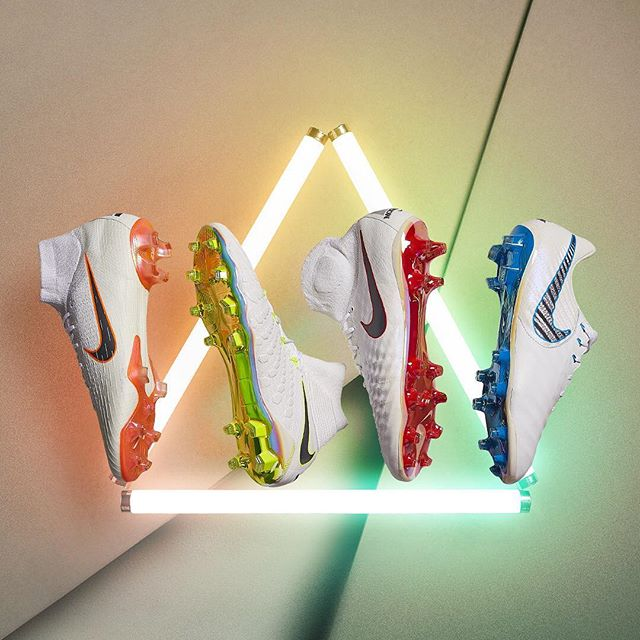 37a01437fa The FIFA World Cup 2018 packs. Nike - Just Do It Pack - Launched. Adidas -  Energy Mode Pack - Launched. PUMA - Illuminate Pack (unconfirmed) - To be  ...