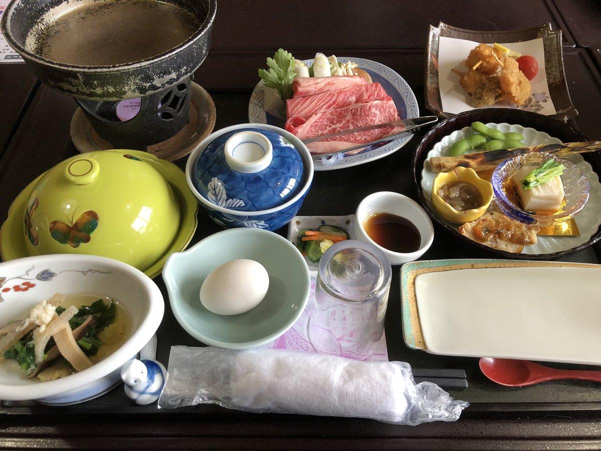 本日は社内で試食会でした!できるだけお客様目線で食べ、意見を交換しました! #吾妻荘 #小野川温泉 #米沢 #近いよ米沢