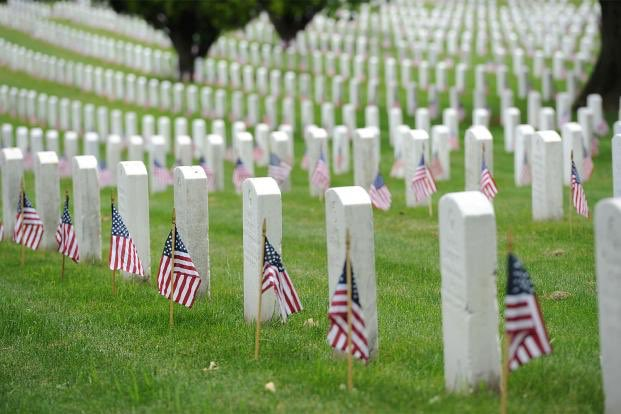 Happy Memorial Day. Remember what today is really about. Thank you to all who served and all who lost their lives for this country.