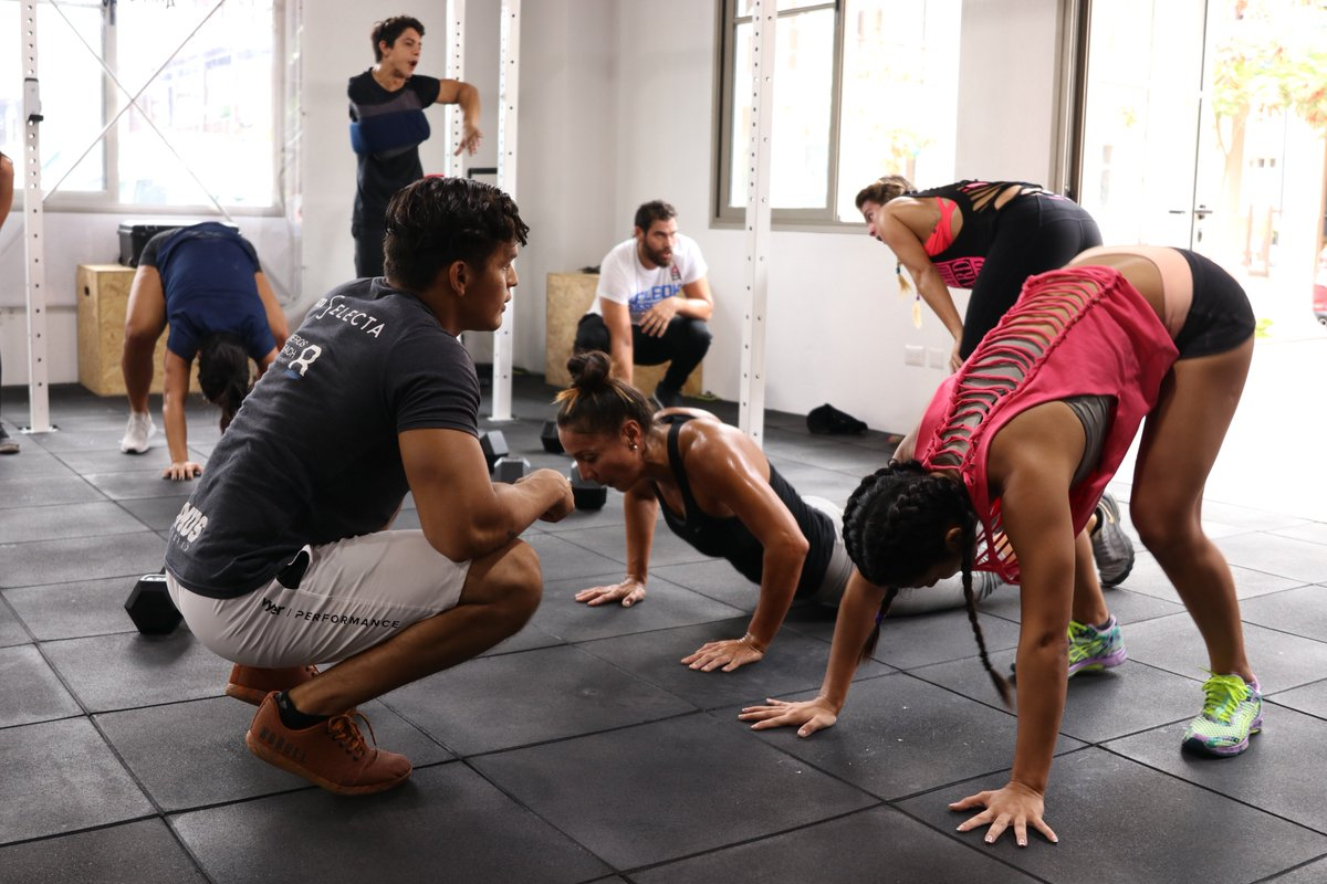 Circuito Funcional : Origen workout circuito funcional workout