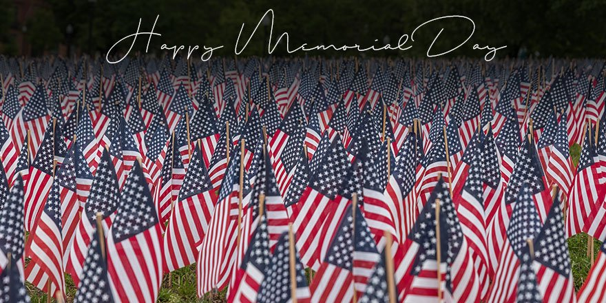"""Today and everyday, we honor the lives of the men and women who died serving our country.  """"  #Heroes #thankyou #freedom #usa #MemorialDay https://t.co/O2xvr5Ny5k"""