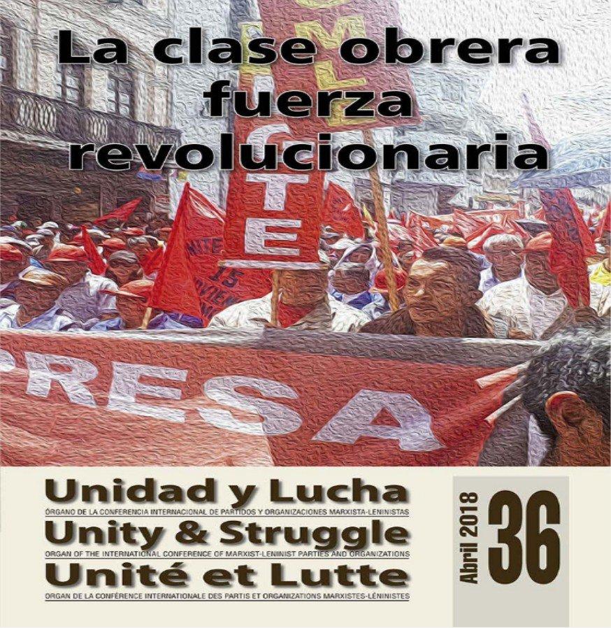 Unidad y Lucha 36