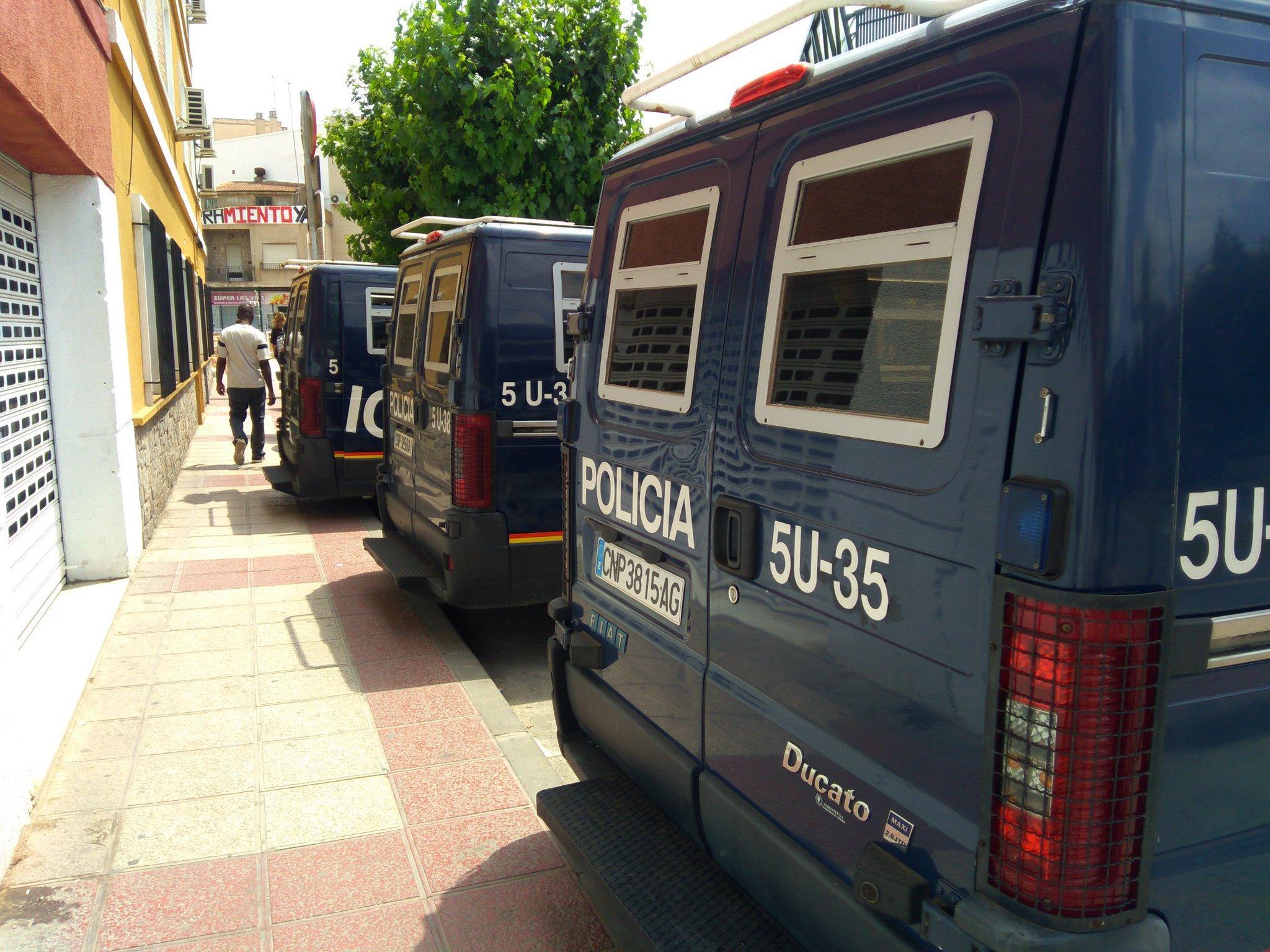 el AVE quizá llegará soterrado a Murcia pero la impunidad política camina por la superficie. - Página 9 DeT02utW4AEdYry