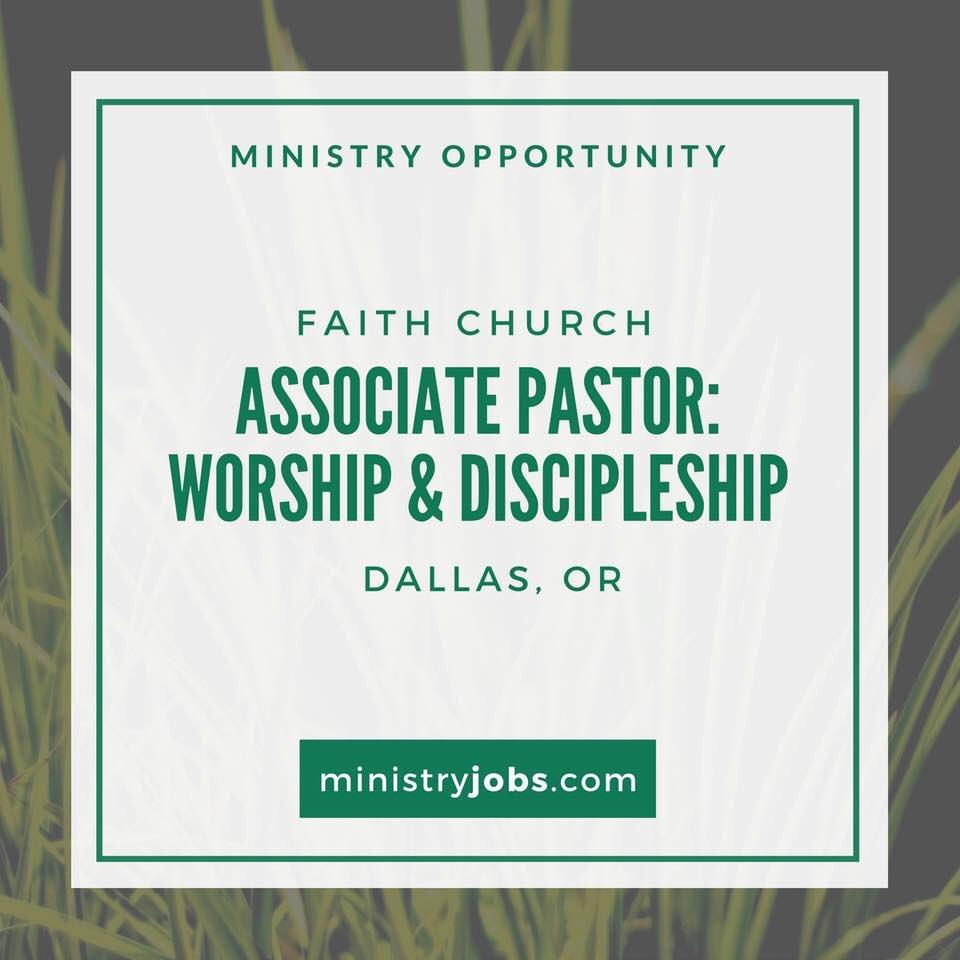 Ministry Jobs (@ministry_jobs) | Twitter