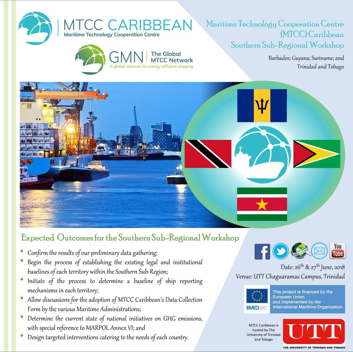MTCC Caribbean on Twitter: