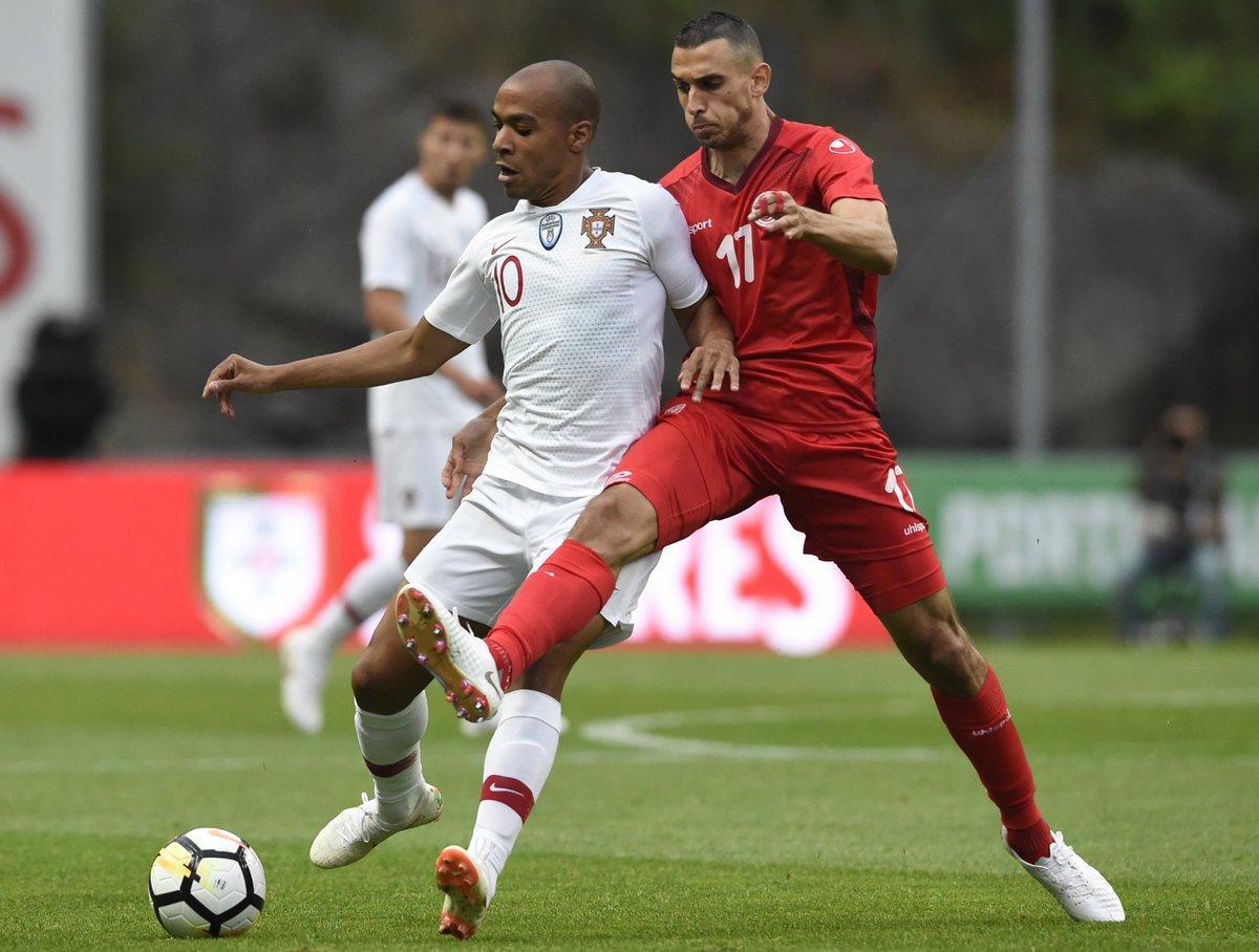 Video: Bồ Đào Nha vs Tunisia