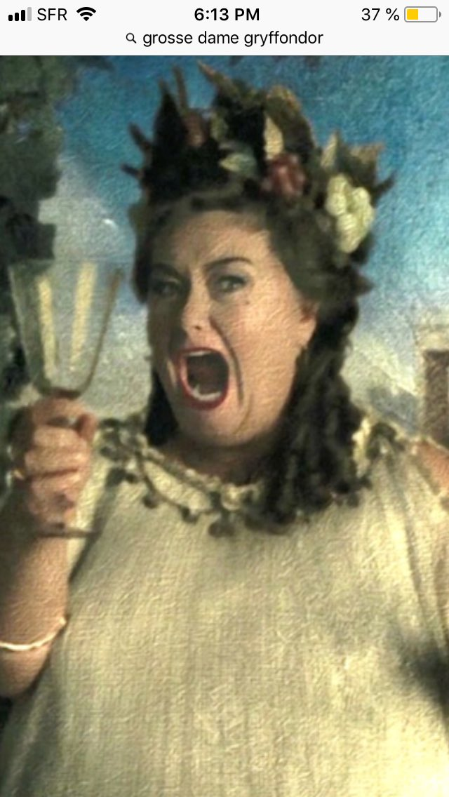 Grosse Dame Image media tweetsla grosse dame de griffondor (@lgriffondor)   twitter