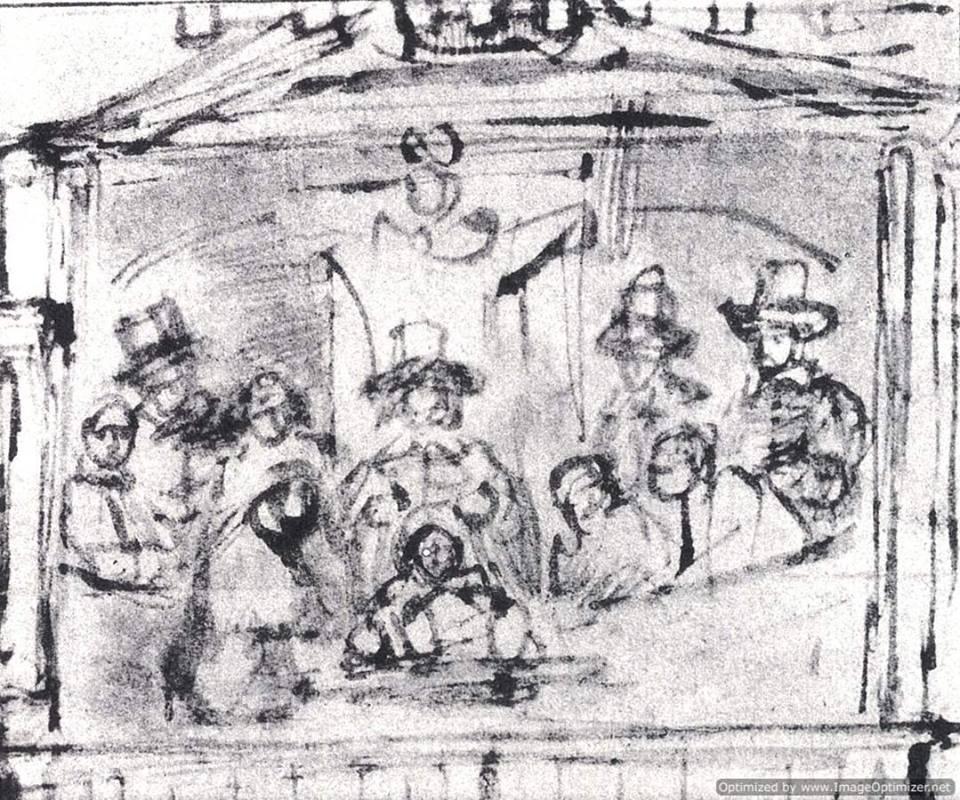 Akram Jaffar On Twitter Rembrandt Design For The Frame Of The