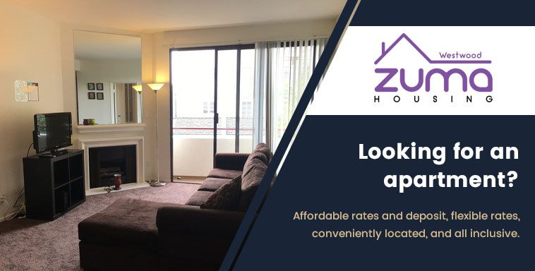 If You Ve Decided To Rent Off Campus Apartments Near Ucla Don T Forget That Finding Your Apartment Can Be Easier With Zumahousing