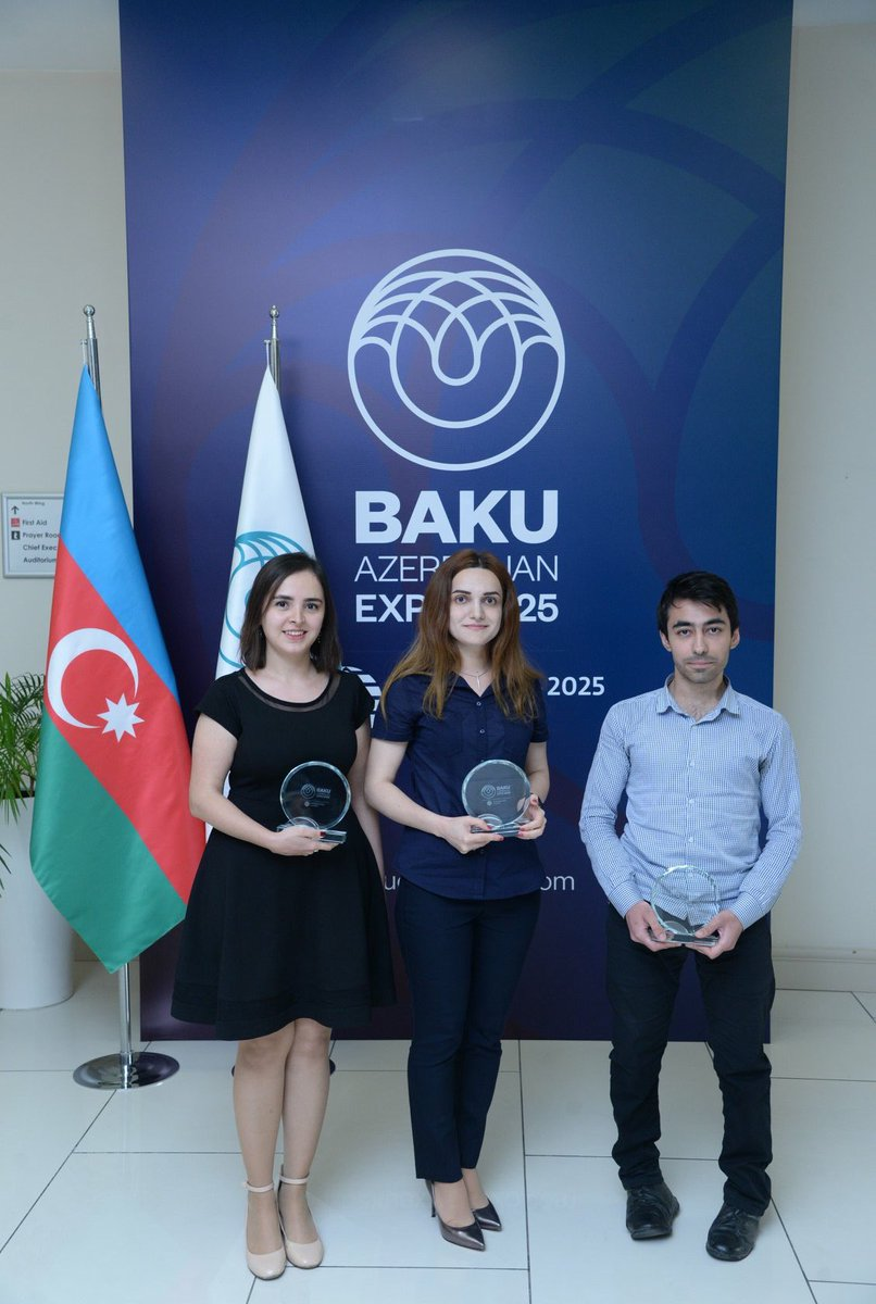 Expo 2025 Baku Azerbaijan on Twitter: