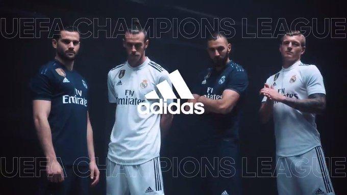 Real Madrid Luncurkan Jersey Baru Tanpa Ronaldo