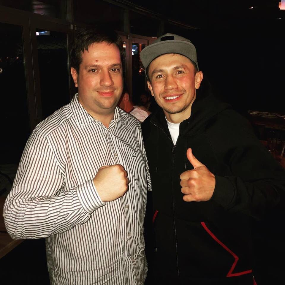 Happy Birthday to my friend @SalFederico , thank you for all of your support from the Worlds Most Famous Arena @TheGarden