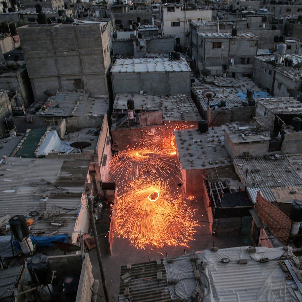غزة hashtag on Twitter
