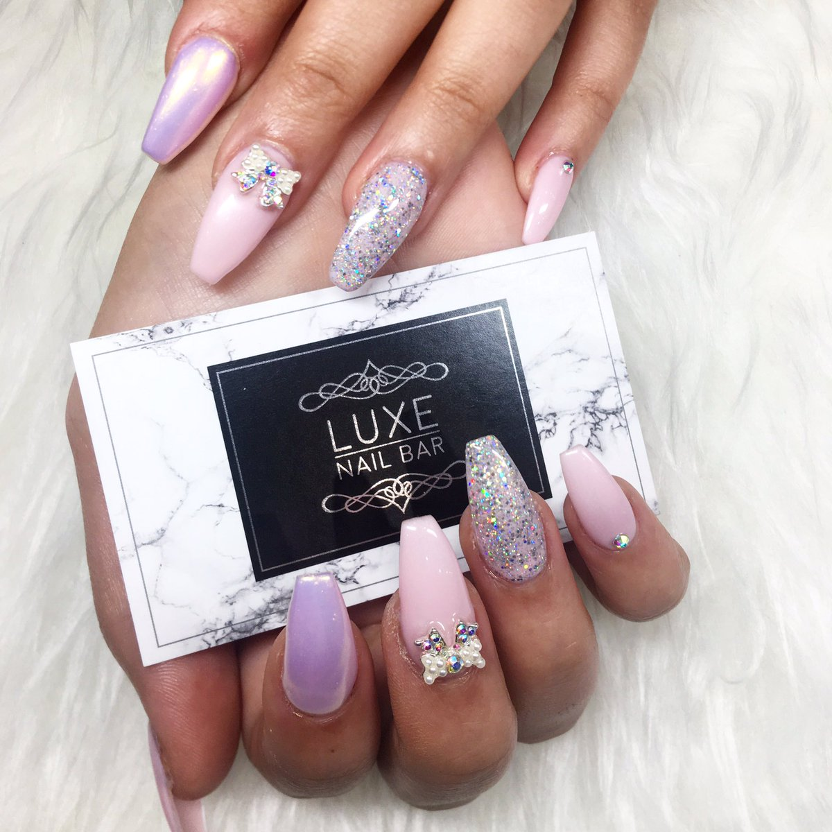 LUXE NAIL BAR on Twitter: \
