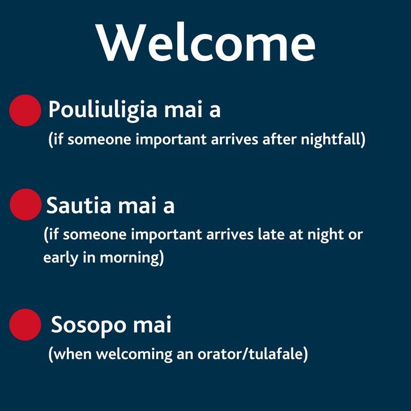 Auckland council on twitter learn greetings in samoan this 1200 pm 28 may 2018 m4hsunfo