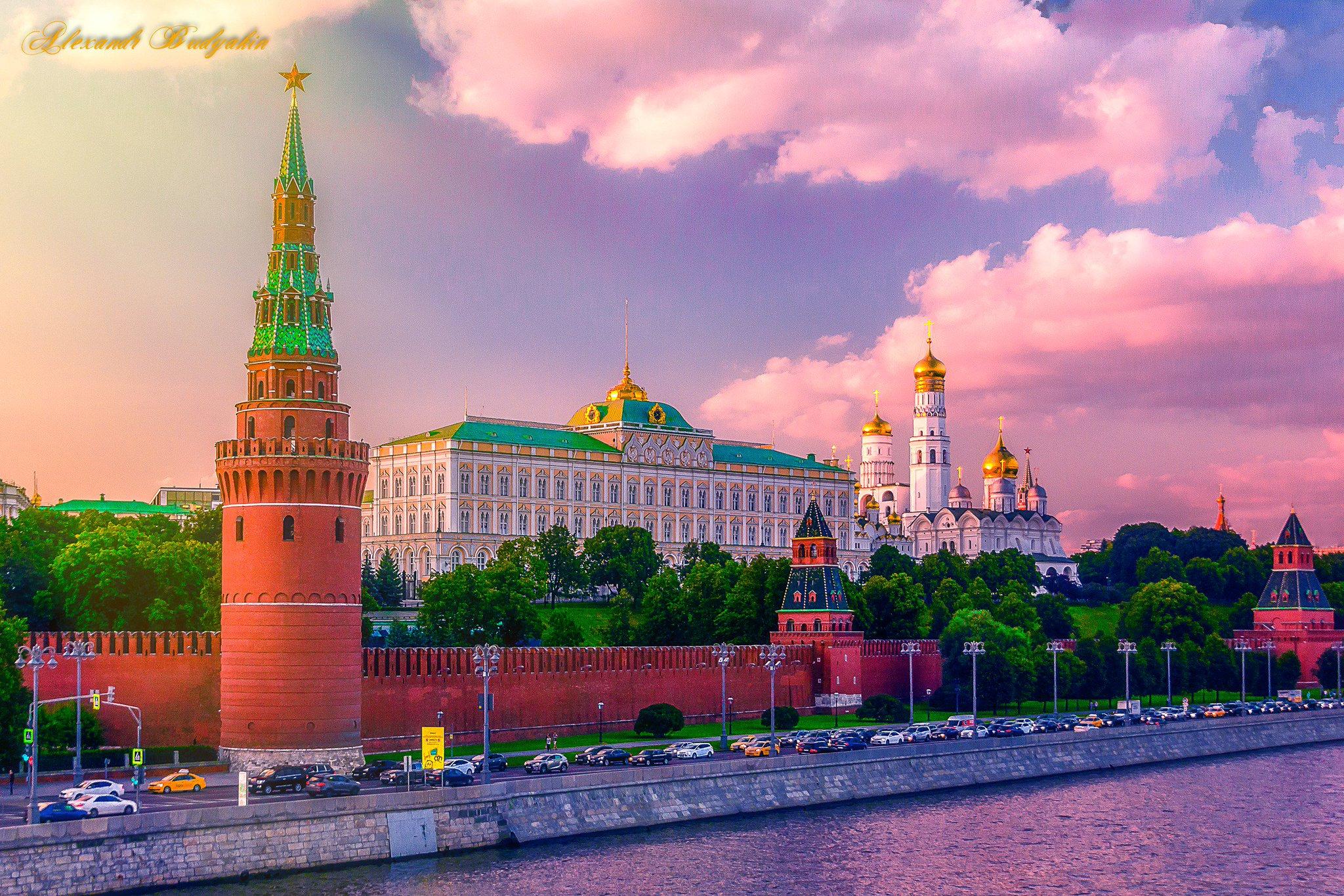 лучшие фото москвы и кремля дата