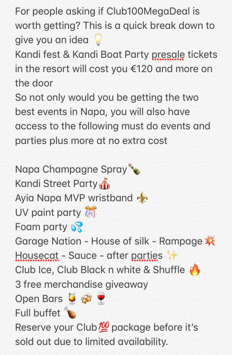 1209 PM - 28 May 2018  sc 1 st  Twitter & Ayia Napa Events on Twitter: