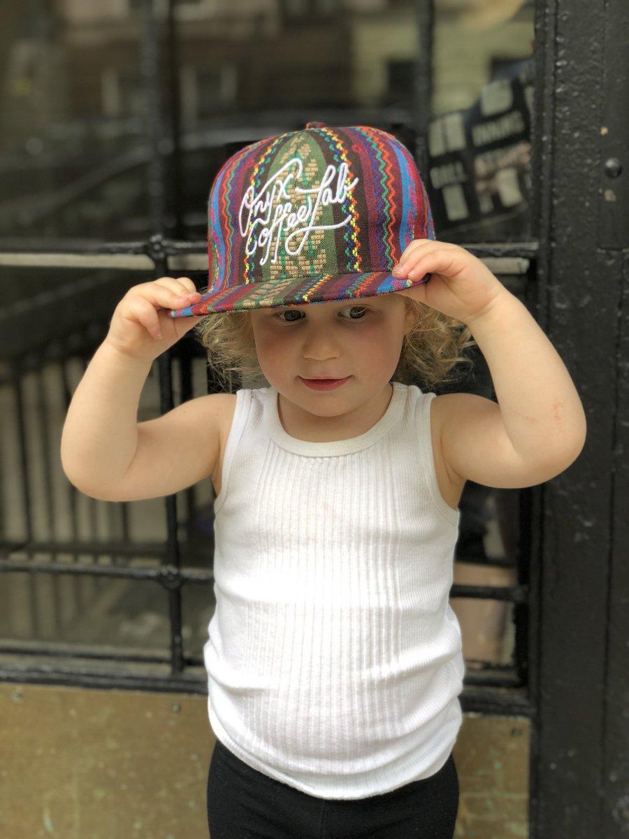 Aaron Bisman On Twitter OnyxCoffeeLab New Hat Model Flexing In Brooklyn